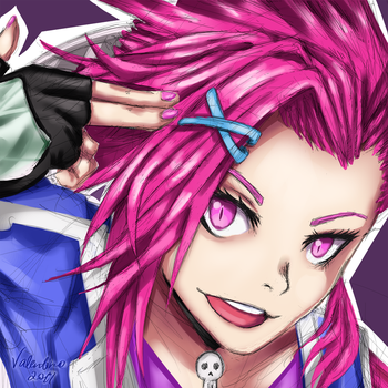 Slayer Jinx by RikaValentine