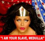 Wonder Woman Is Medulla's Slave by The-Mind-Controller