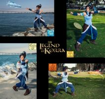 Legend of Korra: Elements by TemaTime