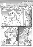 Guardian war prologue Manga Page 01 by mattwilson83