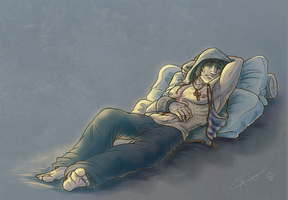 Naptime by Penumbra-Ex