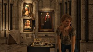 Night at the Museum: Image Exchange by Edheldil3D