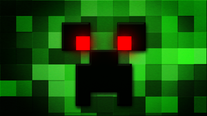 creeper 2 BG by akitasilverwolf