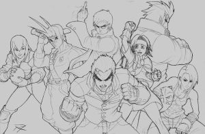 Rival Schools Pencils by digitalninja
