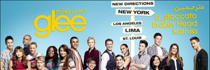 Glee Season 4 : Slider by MSaadat10