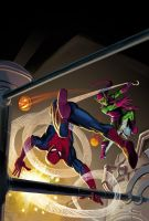 Marvel MasterWorks Spiderman 3 by DeanWhite