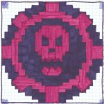 Gears Cross-stitch pattern by Me-and-my-alter-egos