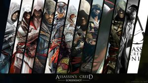 Assassins Creed Screenshot promo wallpaper by santap555