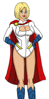 2013 Power Girl by PerryWhite