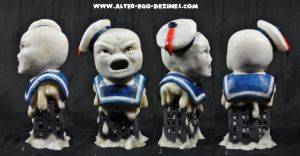 Mr. Stay puft by Alter-Ego-Dezines