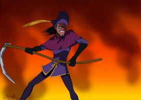 Clopin- the rest is vaudeville by olafpriol