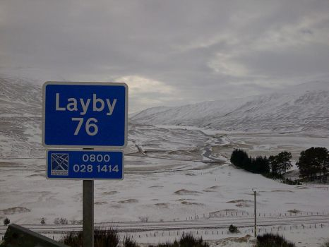 Layby 76 by kiltedman