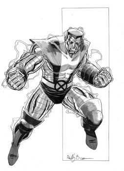 Colossus by ReillyBrown