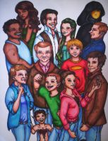 Fablehaven book 3 Characters by davincidiva