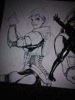 femshep wip by channandeller