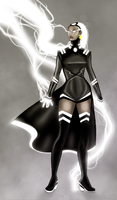 Storm Redesign for Project : Rooftop by TheColinAlexander