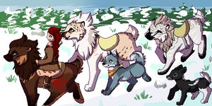 RoF: World of Snow by Lizzara