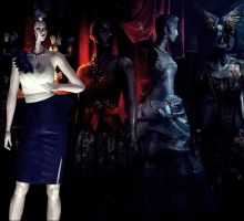 Mannequins by Lady-Lili