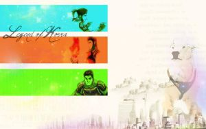 Legend of Korra wallpaper by sexysideburns