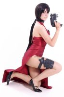 Ada Wong by Shermie-Cosplay