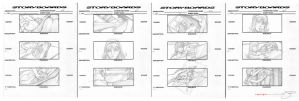 The Apt. Storyboards Part V by mavartworx