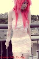 Elfen Lied Lucy Cosplay by MasterCyclonis1