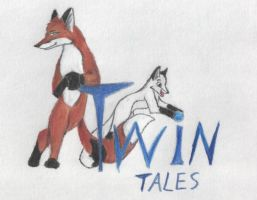 twin tales by Wolfiesprite