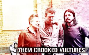 Them Crooked Vultures by Saccamano
