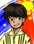 Hetalia- Philippines by checheburecheh
