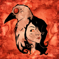 Of Crows and Curls by Navare