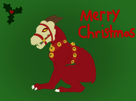 Merry christmas from ickus by vexhis
