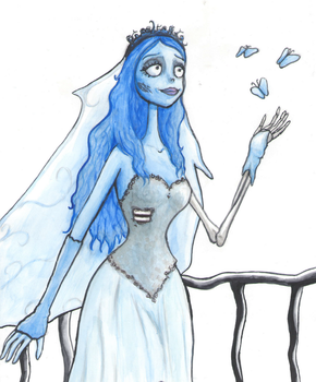 Emily - Corpse Bride by Quirinuslr