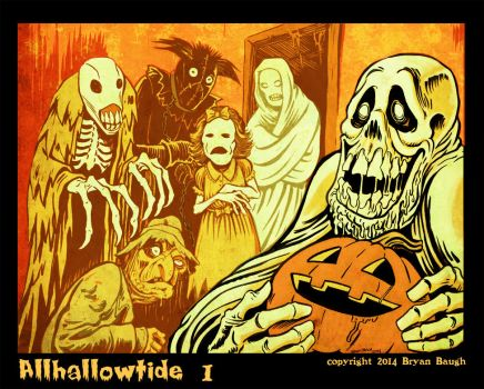 Allhallowtide 1 by BryanBaugh