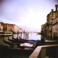 'i've been to venice' holga by smurphetta