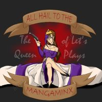 All Hail To The Mangaminx by SupercellArrina
