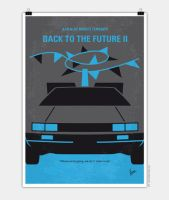 No183-My-Back-to-the-Future-movie-poster-2 by Chungkong