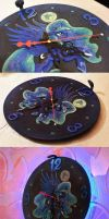 Lunar Clock by DragonAtaxia