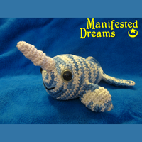 Narwhal Plush by ManifestedDreams