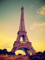 Eiffel by pasteel