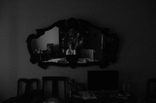 Chapter three: Inside the Mirror by jannukh