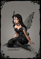 Metal the Fairy by PiccoloFreakNamick