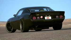 1971 Chevrolet Camaro RS Pro-Touring (GT6) by Vertualissimo
