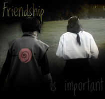 Friendship is important by NostrAlypsePro