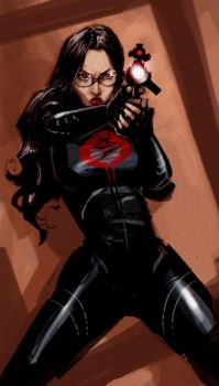 The Baroness by pungang