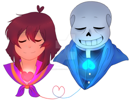 .: Soul Mates :. by Kimmys-Voodoo