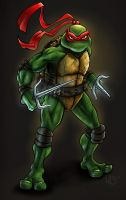Raphael...finally by scissortail