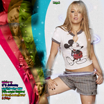 Hilary Duff - Wake Up by P13r6