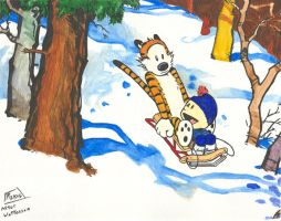 Watterson Reproduction by Toug-2000