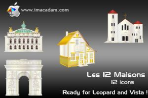 Les 12 maisons by isb