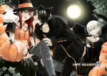Halloween: Witch and Servants by Lancha